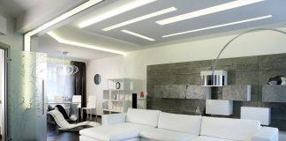 светодиодные панели на потолок