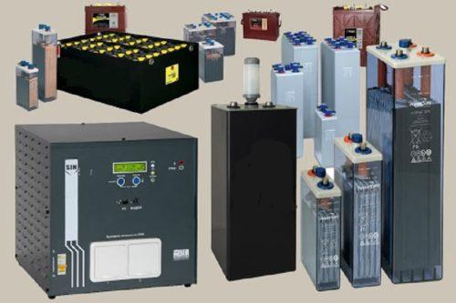 АКБ для солнечных батарей