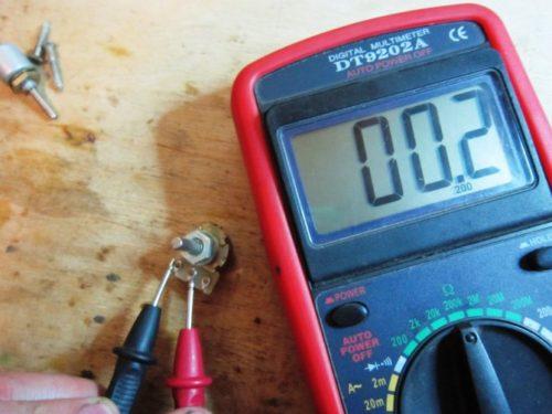 Как проверить резистор