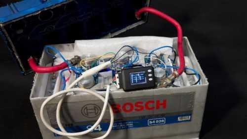 Применение литиево титанатных батарей