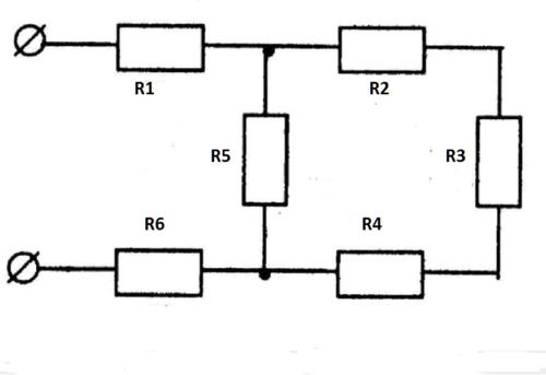 Смешанное подключение-резисторов