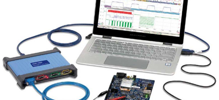USB осциллограф