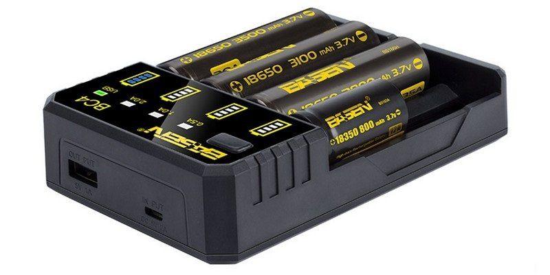 Зарядное устройство для аккумуляторов 1865О