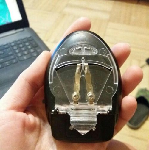 лягушка-для акуумулятора