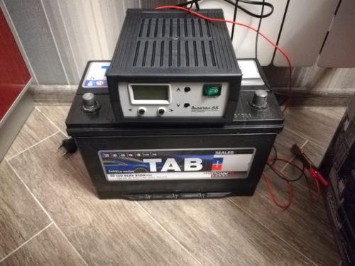 зу-для-аккумулятора